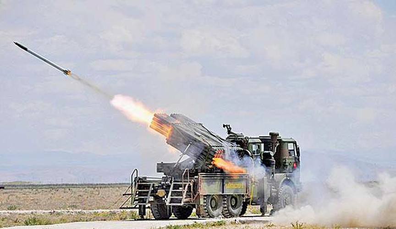 Dap tra hoa luc BM-21 Syria, Tho Nhi Ky se trien khai phao phong loat T-122-Hinh-5