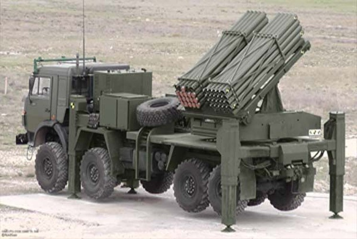Dap tra hoa luc BM-21 Syria, Tho Nhi Ky se trien khai phao phong loat T-122-Hinh-6