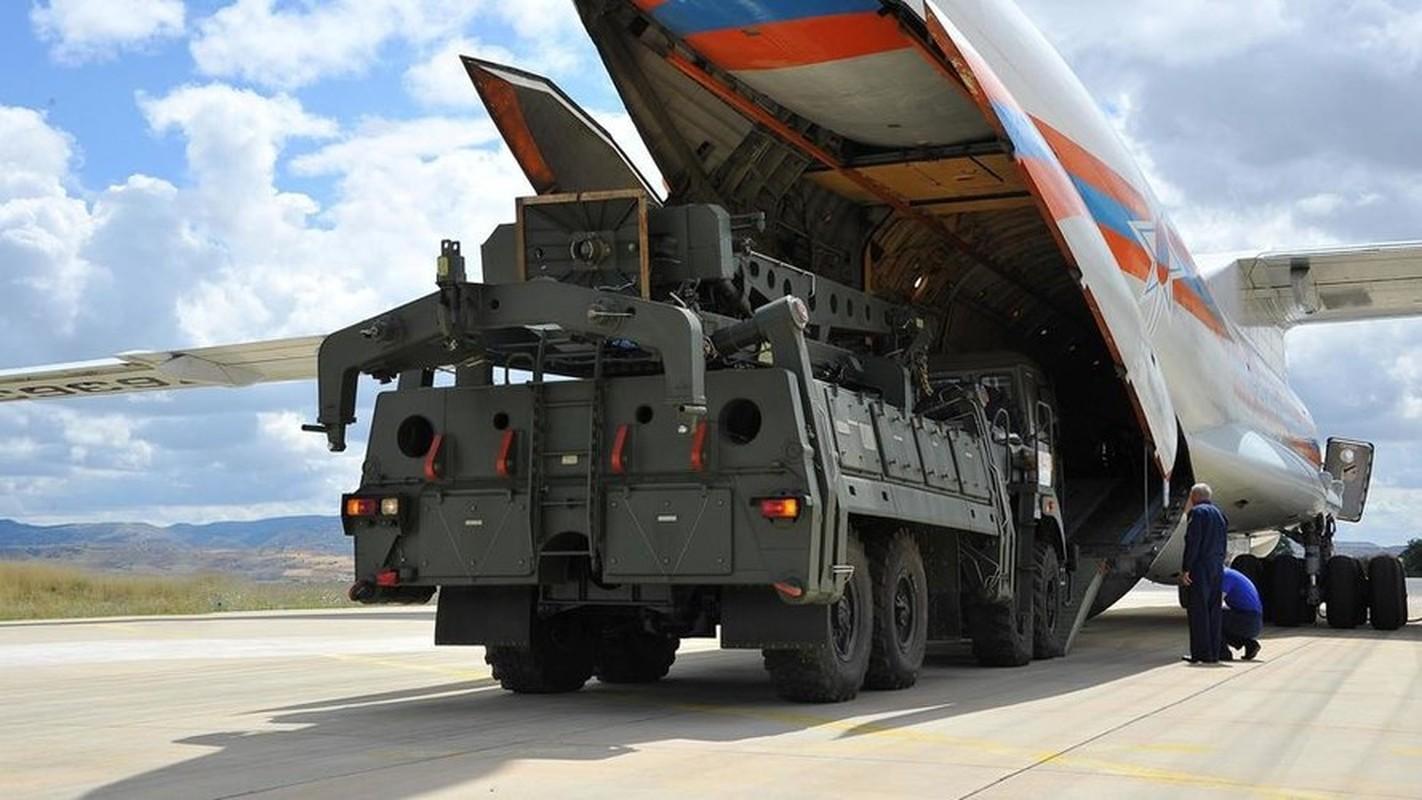 Khong the dung S-400 voi may bay Nga... Tho Nhi Ky muon My ho tro phong khong?-Hinh-6