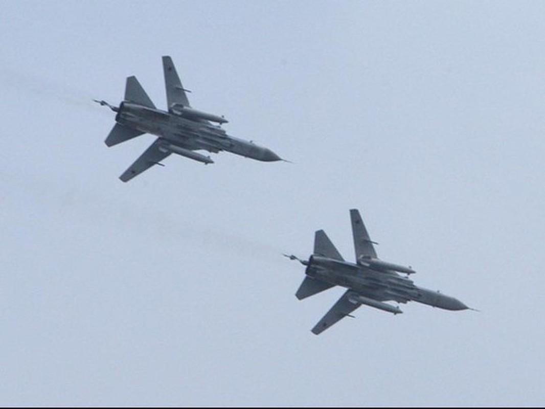 Bi Tho Nhi Ky tan cong, Su-24 Nga thoat nan o Idlib nho phi cong dieu luyen-Hinh-2