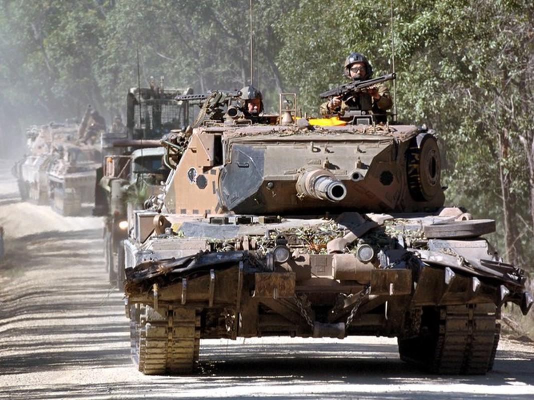 Vi sao luc quan Tho Nhi Ky chua tung xe tang Leopard 1A5 vao chien truong Syria?-Hinh-16