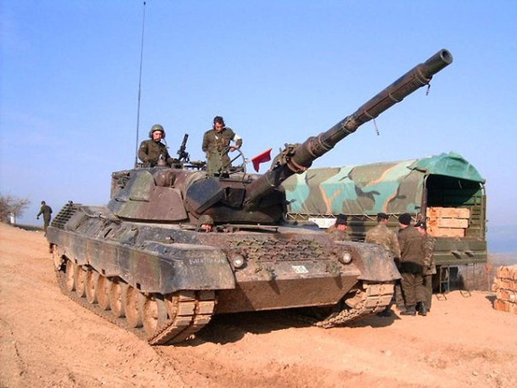 Vi sao luc quan Tho Nhi Ky chua tung xe tang Leopard 1A5 vao chien truong Syria?-Hinh-2