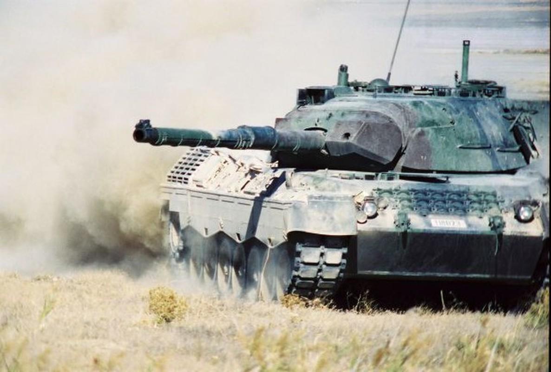 Vi sao luc quan Tho Nhi Ky chua tung xe tang Leopard 1A5 vao chien truong Syria?-Hinh-3