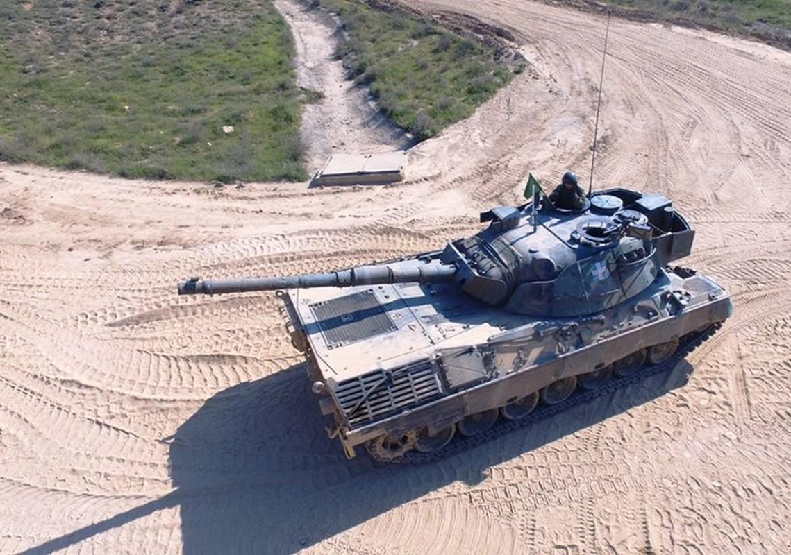 Vi sao luc quan Tho Nhi Ky chua tung xe tang Leopard 1A5 vao chien truong Syria?-Hinh-4