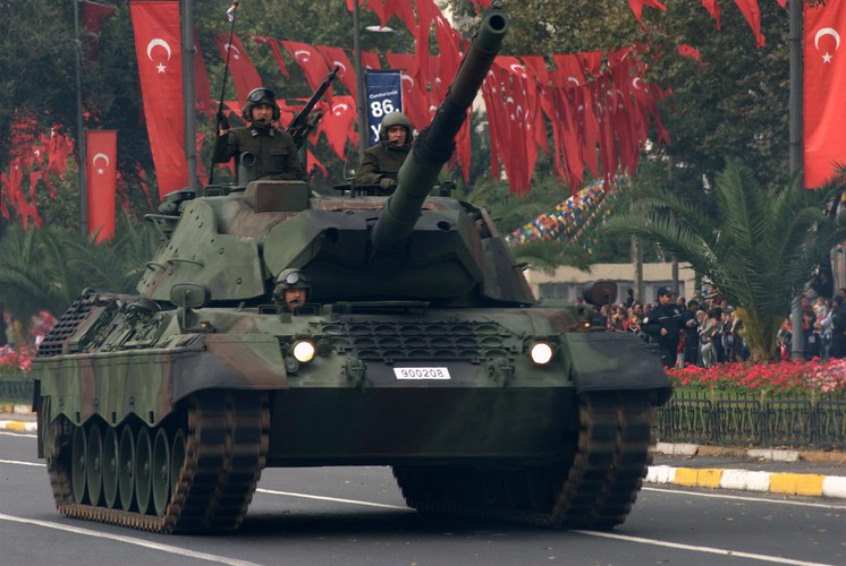 Vi sao luc quan Tho Nhi Ky chua tung xe tang Leopard 1A5 vao chien truong Syria?-Hinh-5
