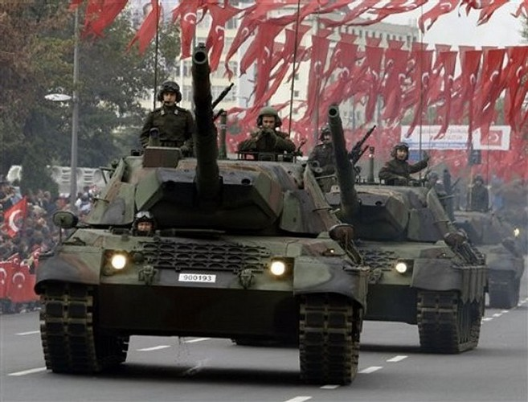 Vi sao luc quan Tho Nhi Ky chua tung xe tang Leopard 1A5 vao chien truong Syria?-Hinh-6