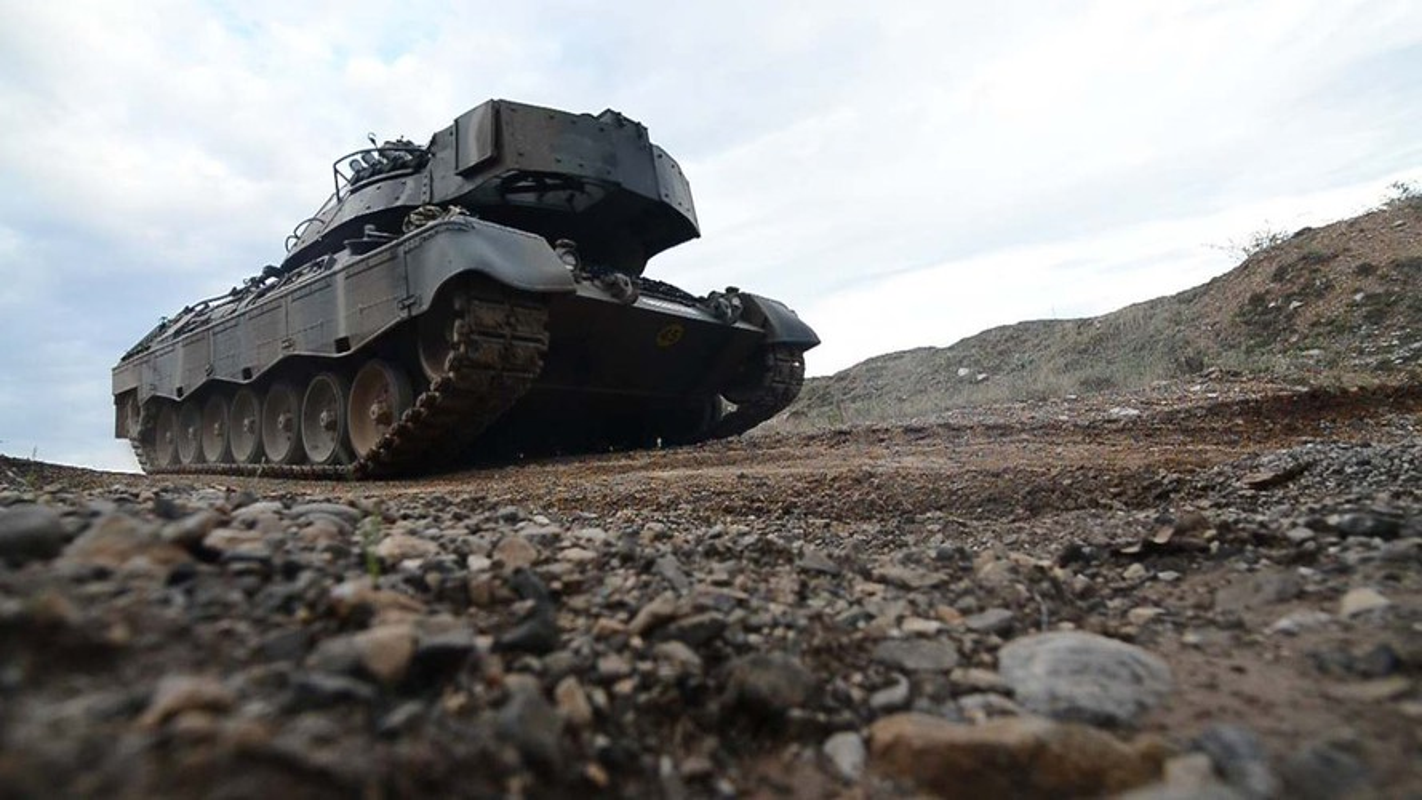 Vi sao luc quan Tho Nhi Ky chua tung xe tang Leopard 1A5 vao chien truong Syria?-Hinh-7