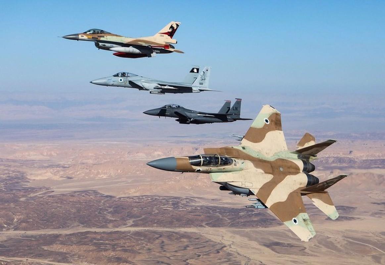 Phong khong Syria met moi chong Tho Nhi Ky... khong quan Israel chop thoi co tung don!-Hinh-11