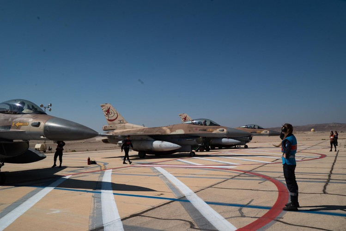 Phong khong Syria met moi chong Tho Nhi Ky... khong quan Israel chop thoi co tung don!-Hinh-12
