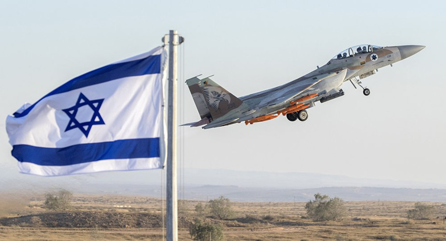 Phong khong Syria met moi chong Tho Nhi Ky... khong quan Israel chop thoi co tung don!-Hinh-2