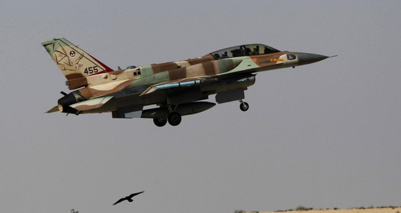 Phong khong Syria met moi chong Tho Nhi Ky... khong quan Israel chop thoi co tung don!-Hinh-3