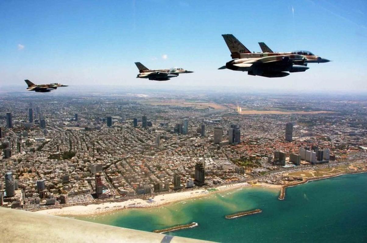 Phong khong Syria met moi chong Tho Nhi Ky... khong quan Israel chop thoi co tung don!-Hinh-5