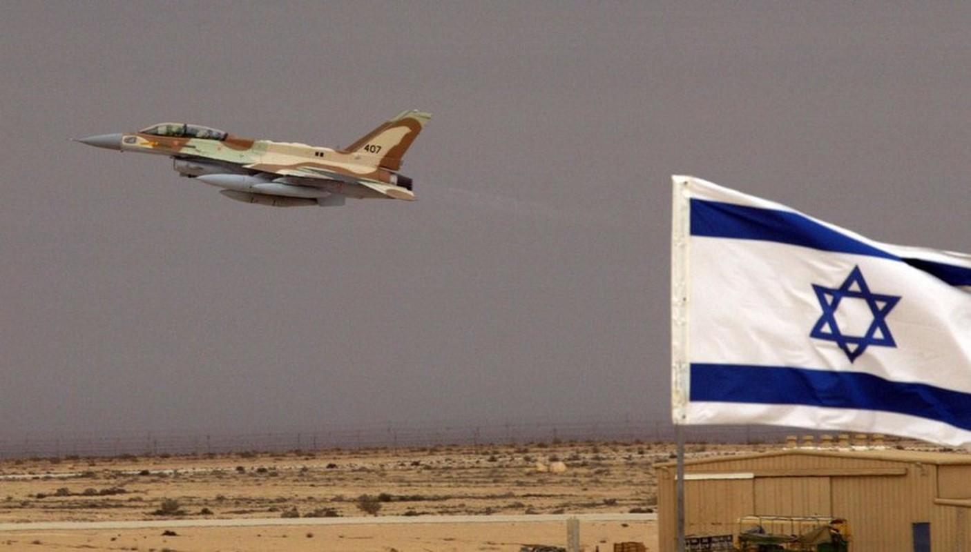 Phong khong Syria met moi chong Tho Nhi Ky... khong quan Israel chop thoi co tung don!-Hinh-9