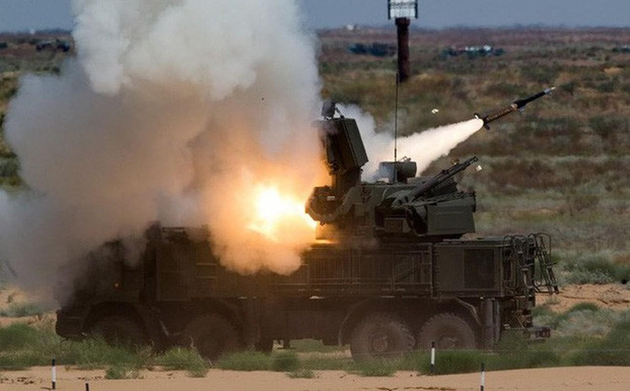 Pantsir-S1: Dau hoi lon trong luoi phong khong Syria truoc Tho Nhi Ky-Hinh-12