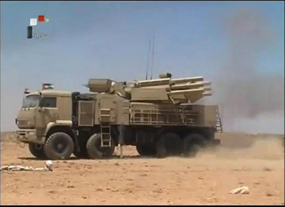 Pantsir-S1: Dau hoi lon trong luoi phong khong Syria truoc Tho Nhi Ky-Hinh-14