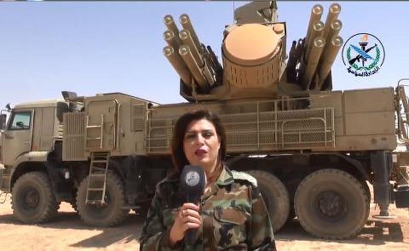 Pantsir-S1: Dau hoi lon trong luoi phong khong Syria truoc Tho Nhi Ky-Hinh-5
