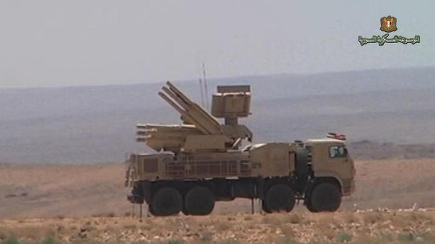 Pantsir-S1: Dau hoi lon trong luoi phong khong Syria truoc Tho Nhi Ky-Hinh-8