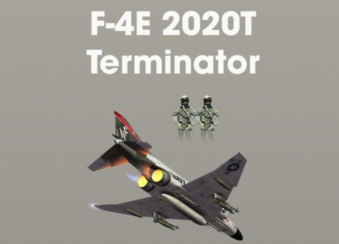 Tho Nhi Ky tinh dung tiem kich F-4E 2020T doi dau khong quan Nga o Syria-Hinh-9