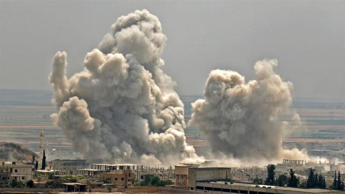 Bac bo thong tin khong quan Nga - Syria nem bom san phang tram quan sat Tho Nhi Ky-Hinh-4