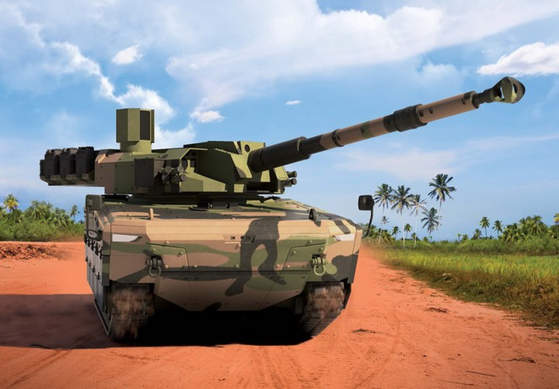 Philippines mua hang loat xe tang hang trung Kaplan MT cuc doc cua Indonesia-Hinh-4