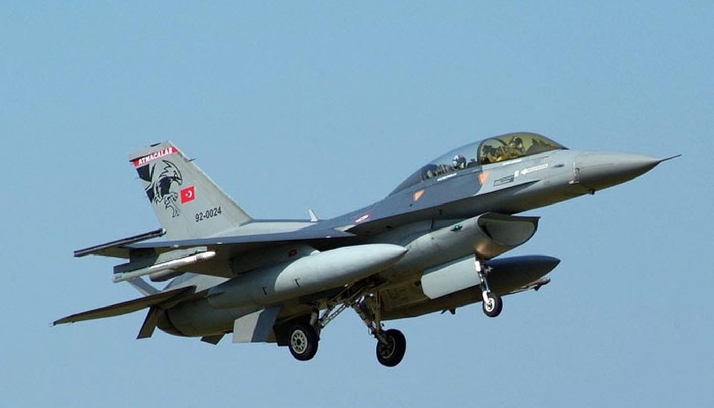 Neu giao tranh, F-16 Tho Nhi Ky co vuot qua duoc S-300 Syria?-Hinh-12