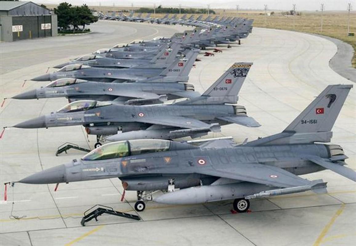 Neu giao tranh, F-16 Tho Nhi Ky co vuot qua duoc S-300 Syria?-Hinh-2