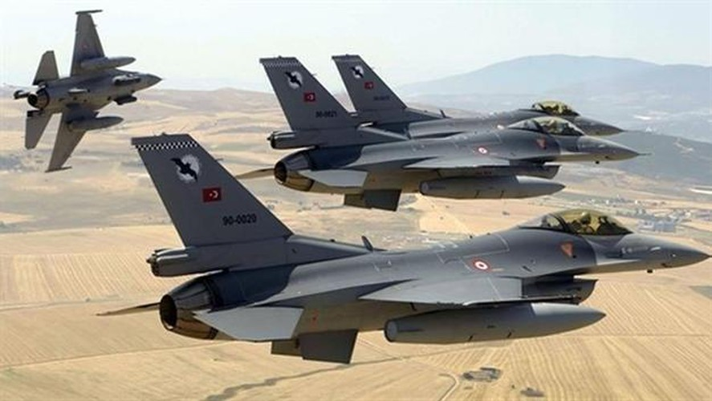 Neu giao tranh, F-16 Tho Nhi Ky co vuot qua duoc S-300 Syria?-Hinh-4