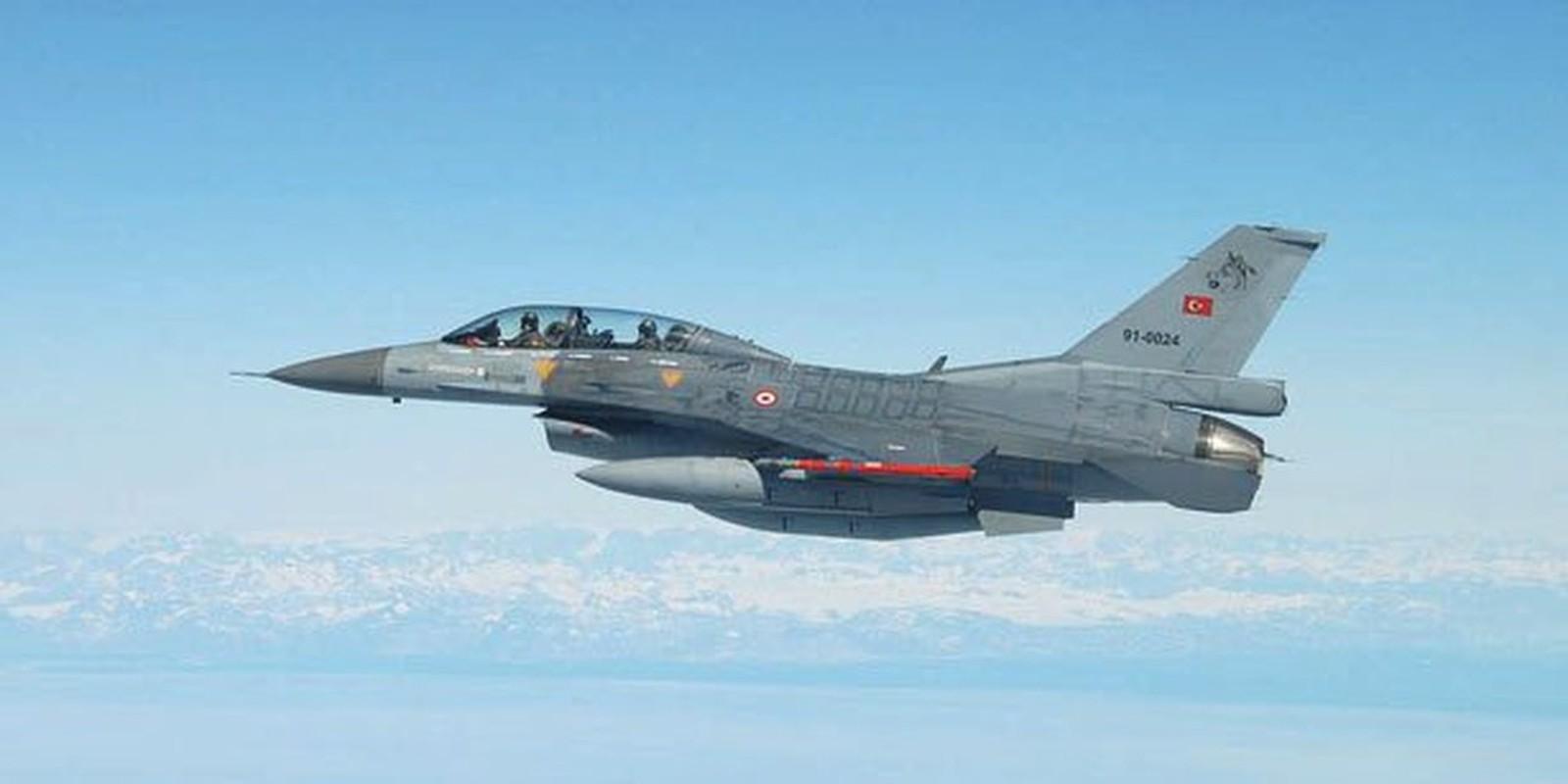 Neu giao tranh, F-16 Tho Nhi Ky co vuot qua duoc S-300 Syria?-Hinh-9