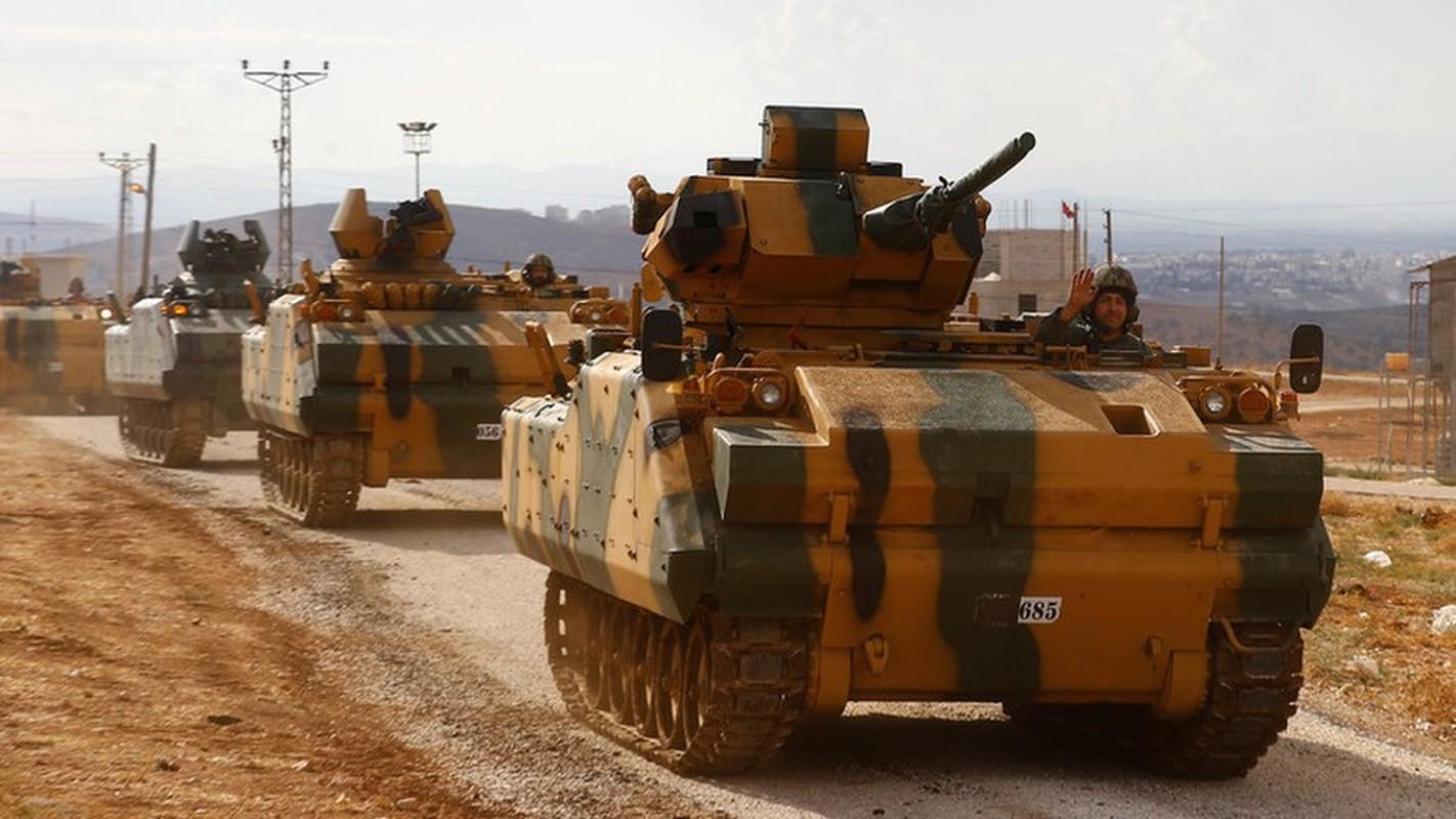 Chua xac dinh thong tin linh Tho Nhi Ky thuong vong nang o Syria-Hinh-9