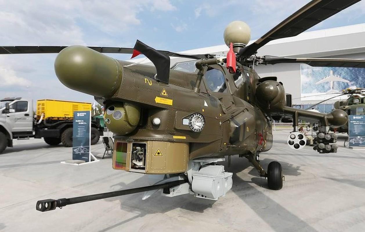 Phao 2A42 30mm tren truc thang tan cong Mi-28 cua Nga loi hai the nao?-Hinh-13