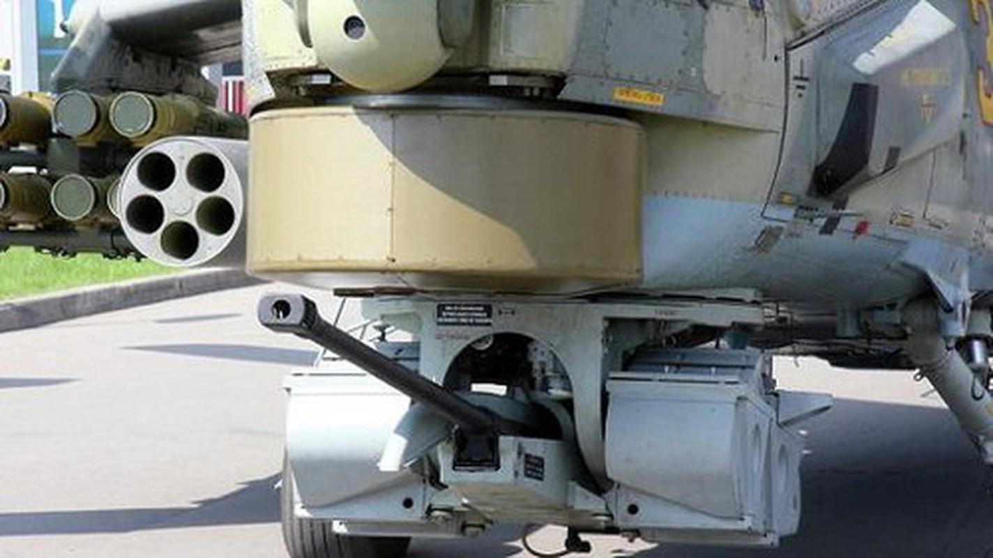 Phao 2A42 30mm tren truc thang tan cong Mi-28 cua Nga loi hai the nao?-Hinh-14