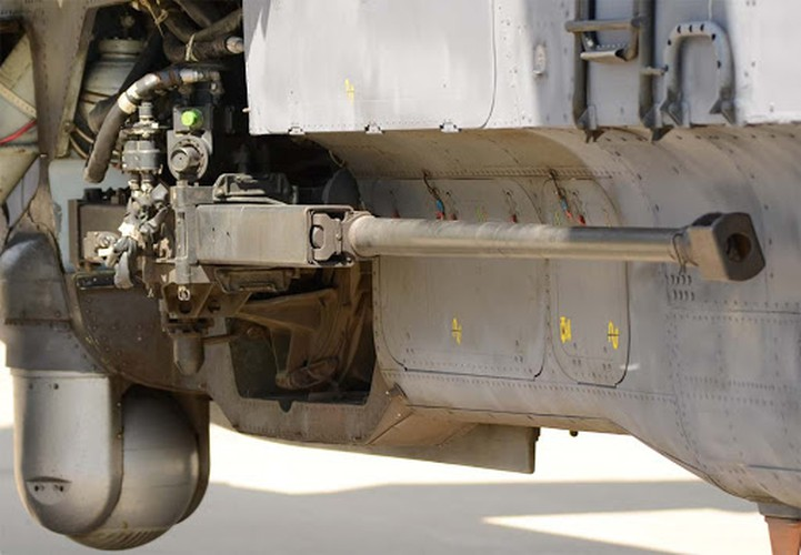 Phao 2A42 30mm tren truc thang tan cong Mi-28 cua Nga loi hai the nao?-Hinh-7