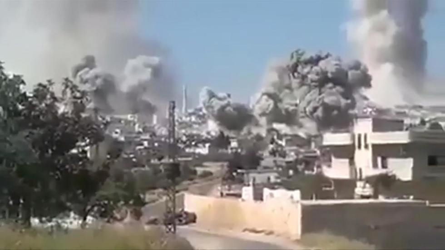 """Vi sao """"ong gia gan"""" Su-22 van la ac mong cua luc luong phien quan Syria?-Hinh-10"""