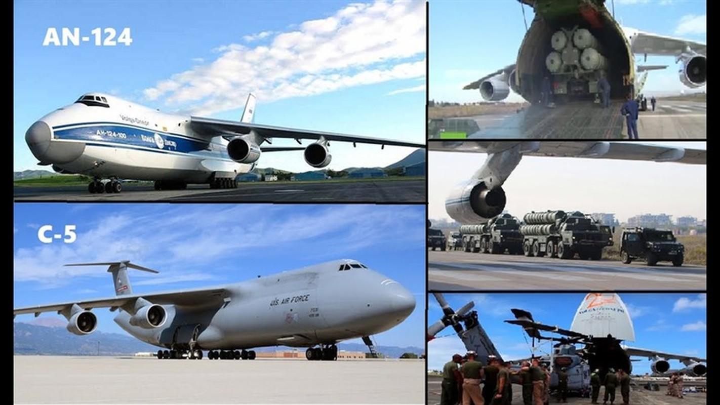 Nga kho khan khi nang cap may bay An-124 do cang thang voi Ukraine-Hinh-13