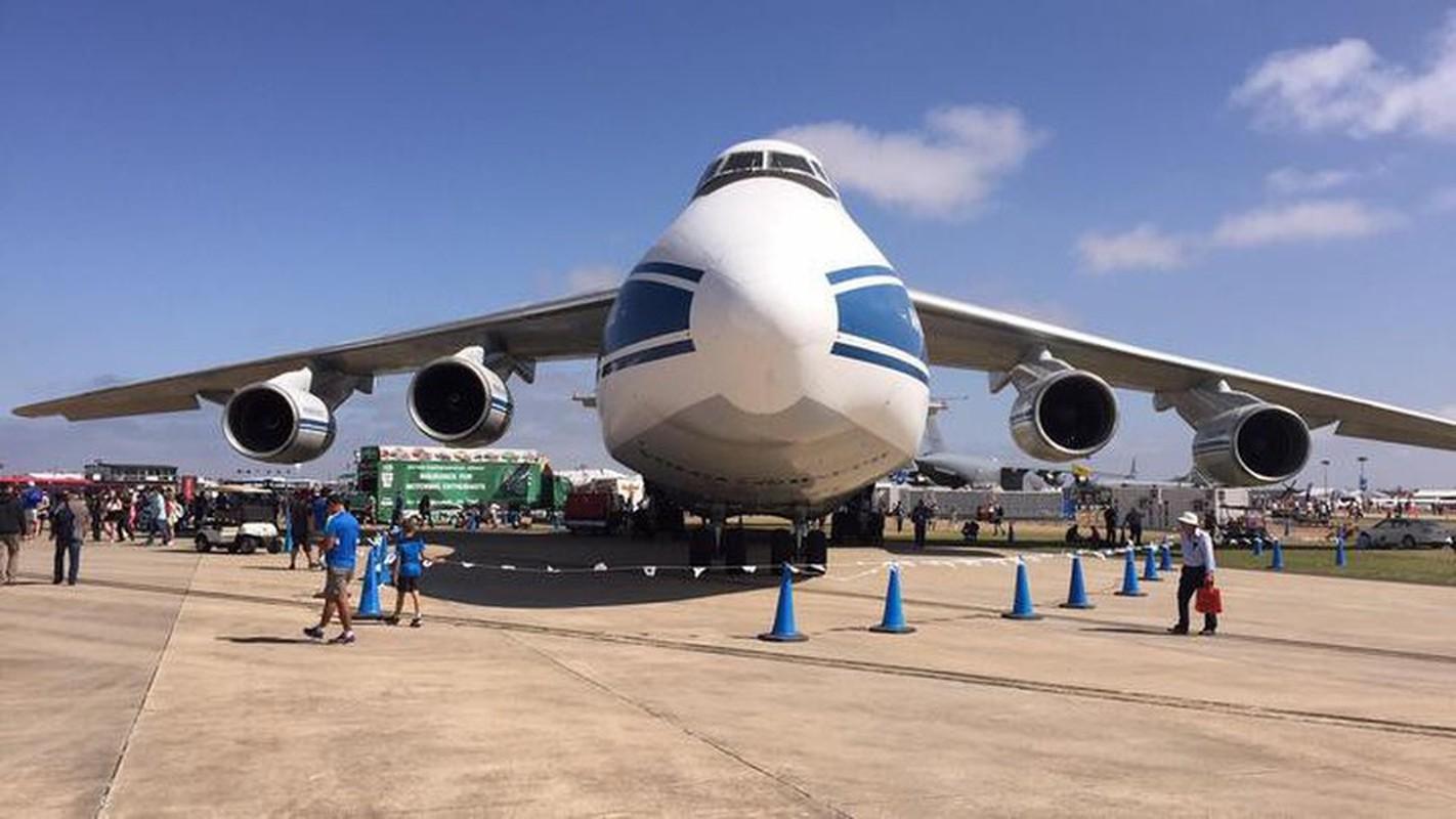 Nga kho khan khi nang cap may bay An-124 do cang thang voi Ukraine-Hinh-2