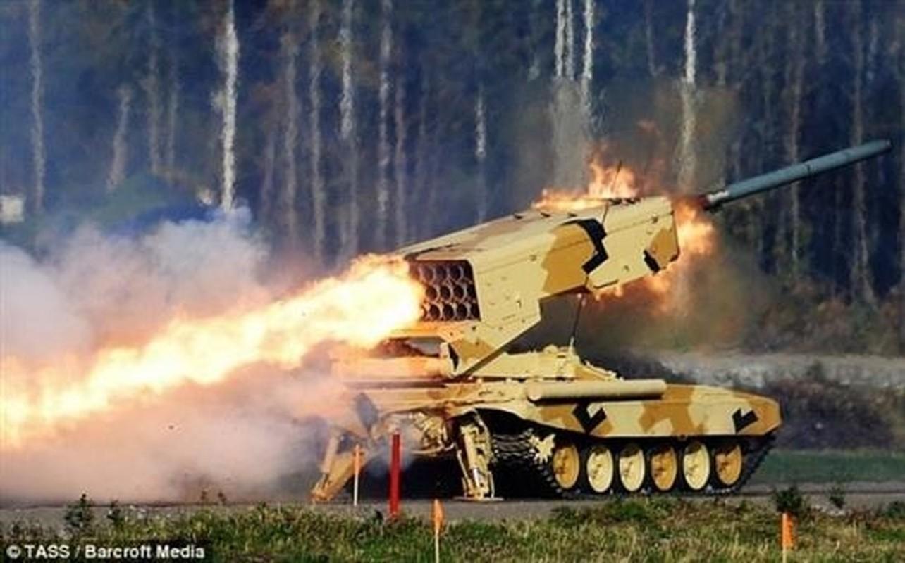 Nga cong bo phao ap nhiet TOS-2 Tosochka trong Ngay chien thang roi dua ngay den Syria?-Hinh-6