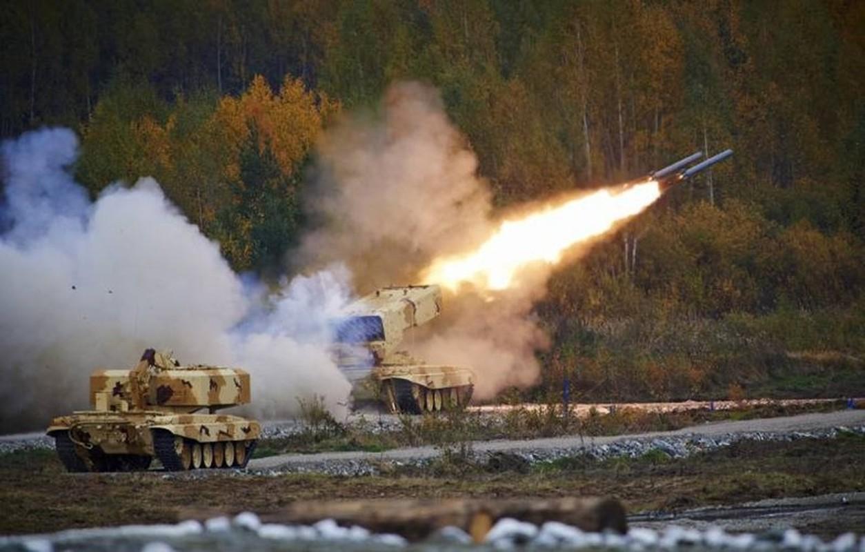 Nga cong bo phao ap nhiet TOS-2 Tosochka trong Ngay chien thang roi dua ngay den Syria?-Hinh-7
