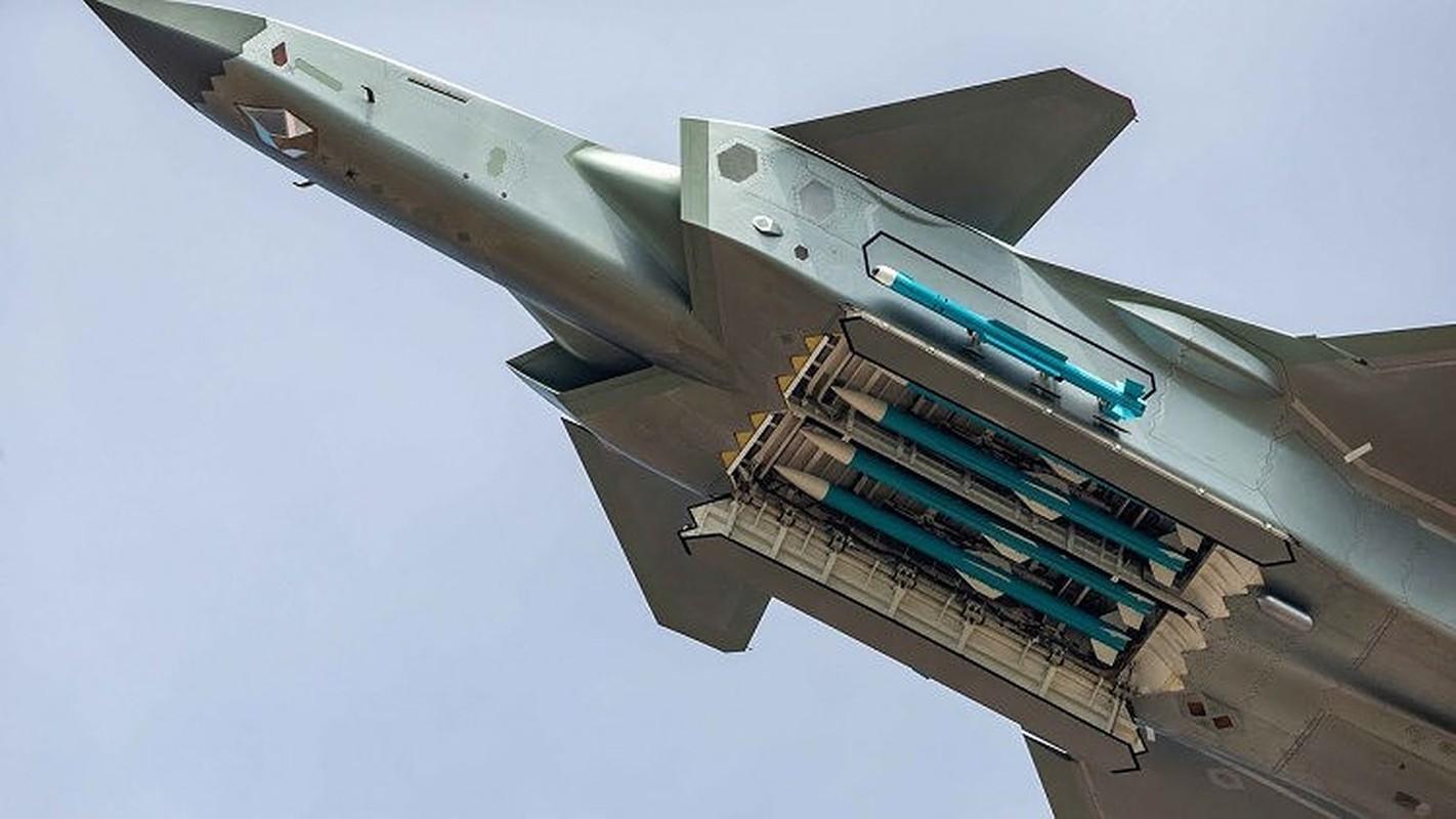 "J-20 cung ten lua PL-15 se ""nghien nat"" F-22, F35 My: Phai chang Trung Quoc dang ""tu suong""?-Hinh-9"