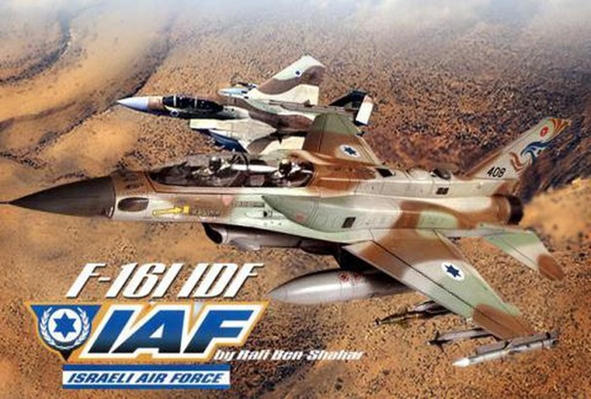 Tiem kich F-16I: Ke huy diet thong tri bau troi Trung Dong-Hinh-11