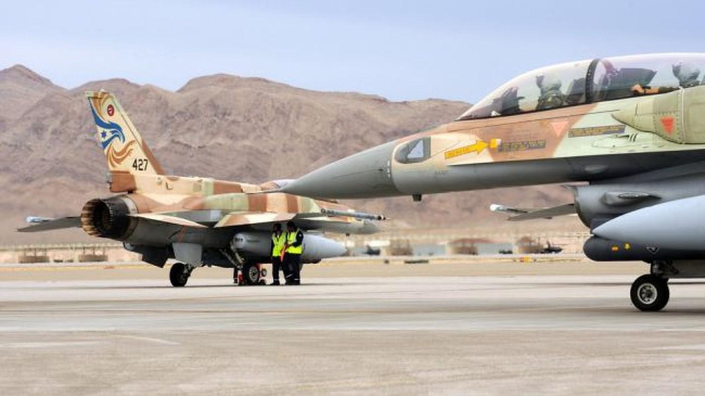 Tiem kich F-16I: Ke huy diet thong tri bau troi Trung Dong-Hinh-14