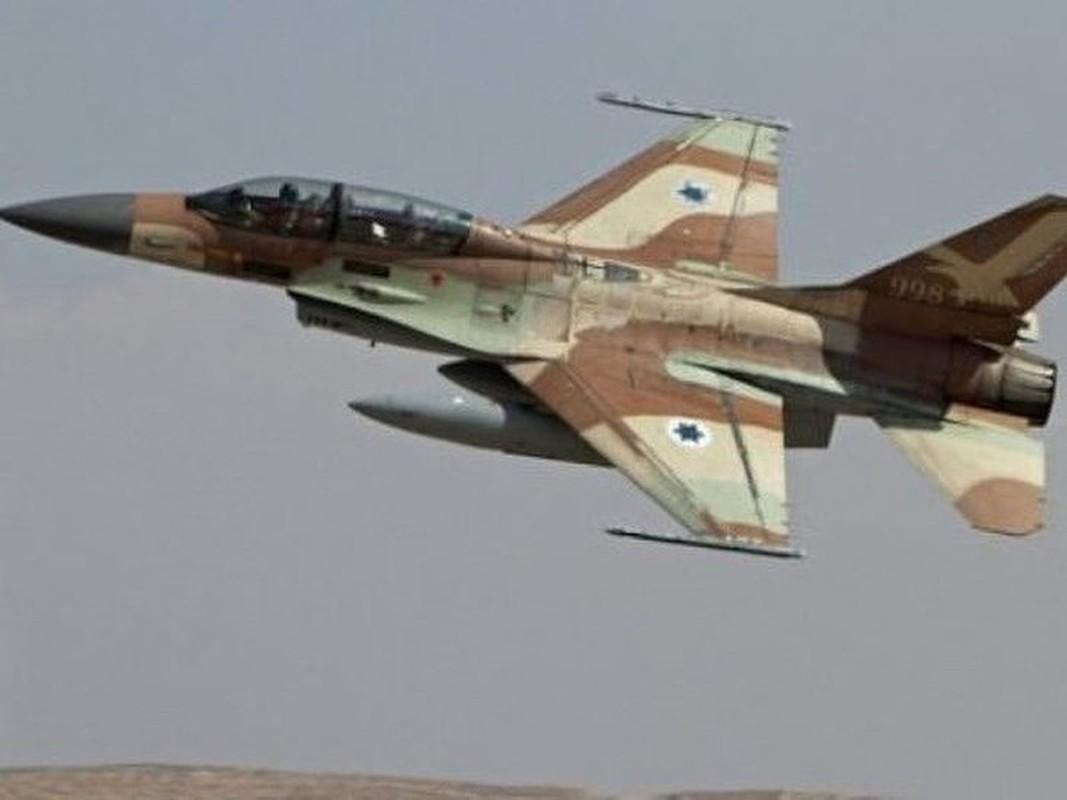 Tiem kich F-16I: Ke huy diet thong tri bau troi Trung Dong-Hinh-2