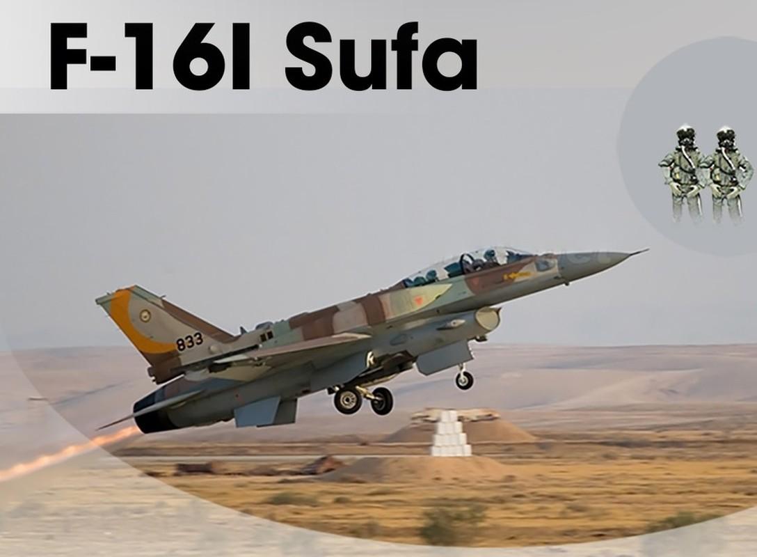 Tiem kich F-16I: Ke huy diet thong tri bau troi Trung Dong-Hinh-3