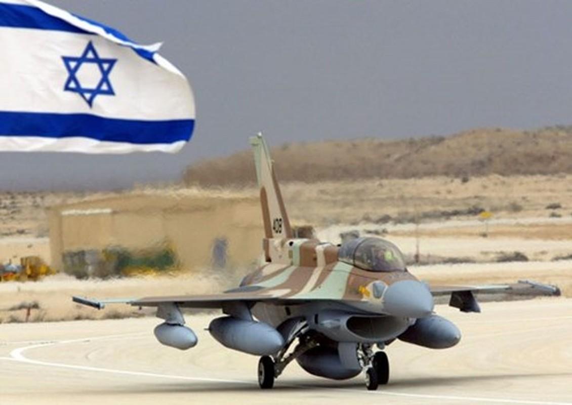 Tiem kich F-16I: Ke huy diet thong tri bau troi Trung Dong-Hinh-5