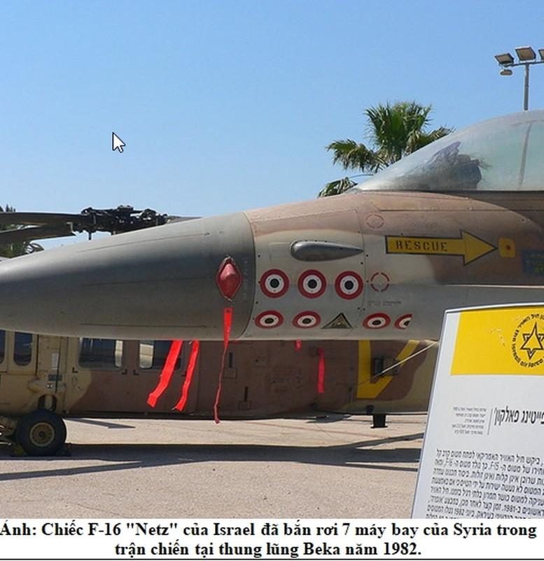 Tiem kich F-16I: Ke huy diet thong tri bau troi Trung Dong-Hinh-8
