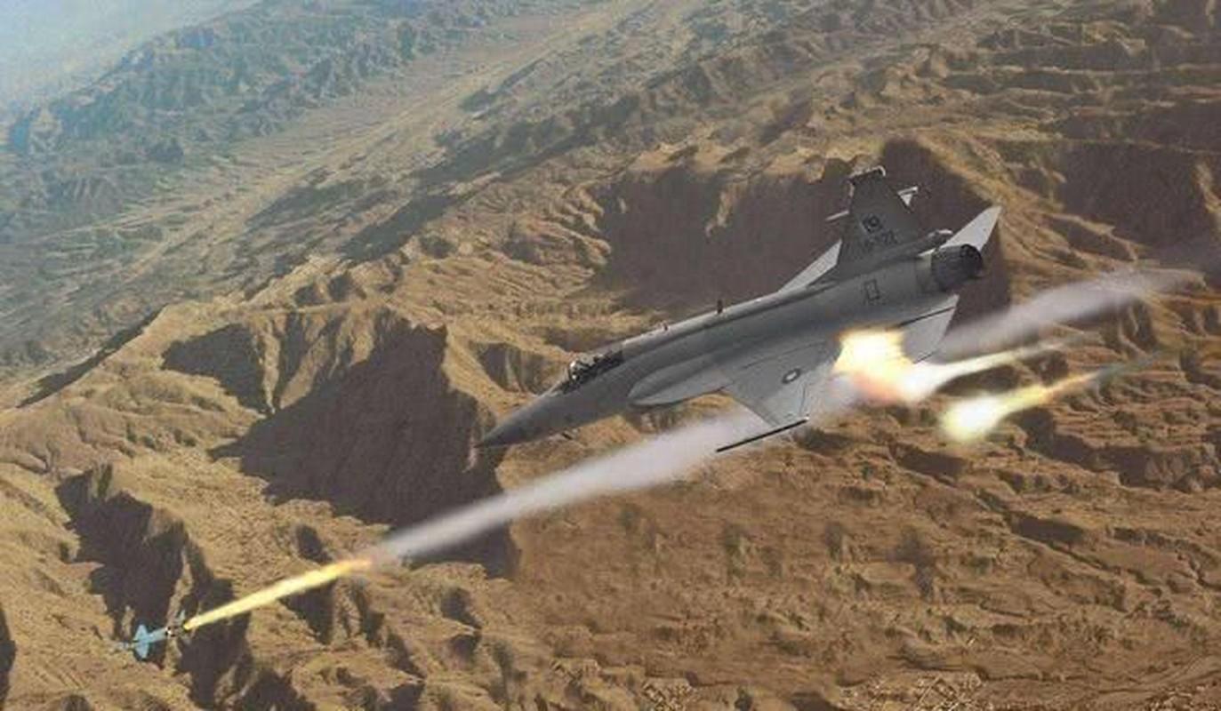 Pakistan muon thay F-16 nhung khong dem xia toi J-10C Trung Quoc: Cua re la cua oi?-Hinh-4