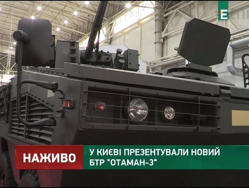 Quay lung hoan toan voi Nga, Ukraine trinh lang xe thiet giap chuan NATO-Hinh-7