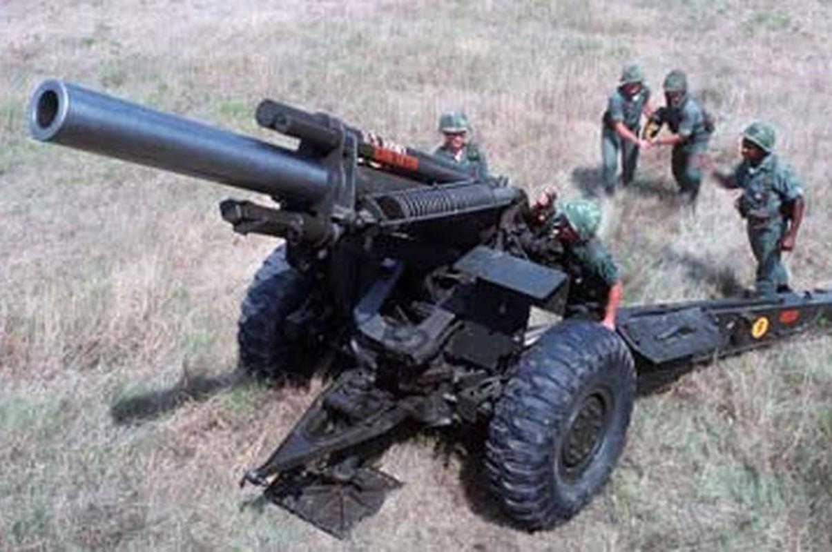 Phien quan Syria co them luu phao M114 co nong 155mm do Tho Nhi Ky trang bi-Hinh-10