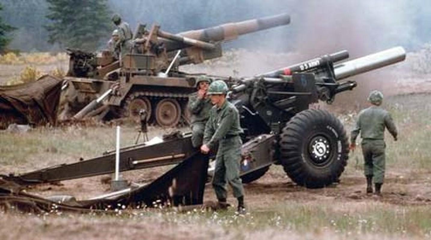 Phien quan Syria co them luu phao M114 co nong 155mm do Tho Nhi Ky trang bi-Hinh-13