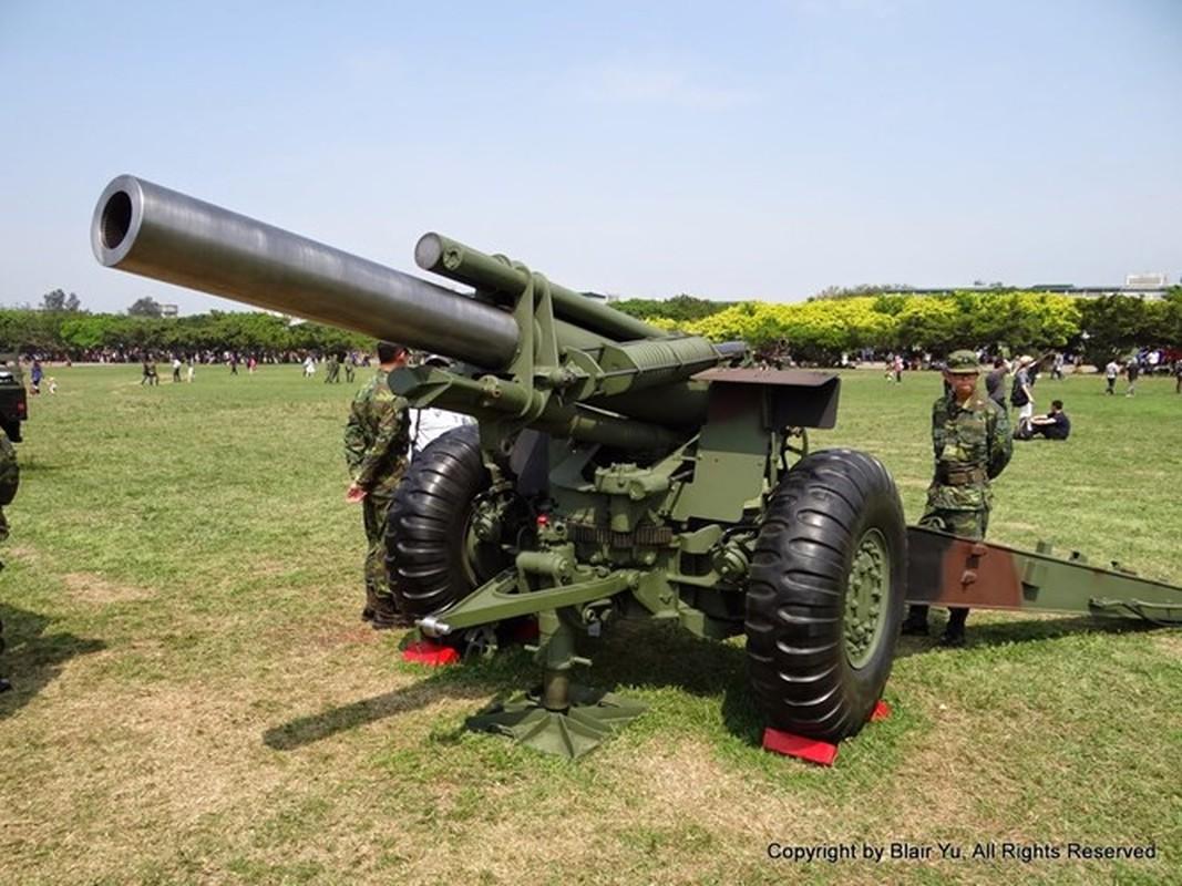 Phien quan Syria co them luu phao M114 co nong 155mm do Tho Nhi Ky trang bi-Hinh-5