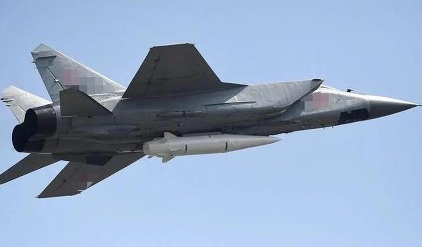 """MiG-31 phong ten lua sieu thanh; Nga nhac nho: """"Tho Nhi Ky khong nen ngao man!""""-Hinh-10"""